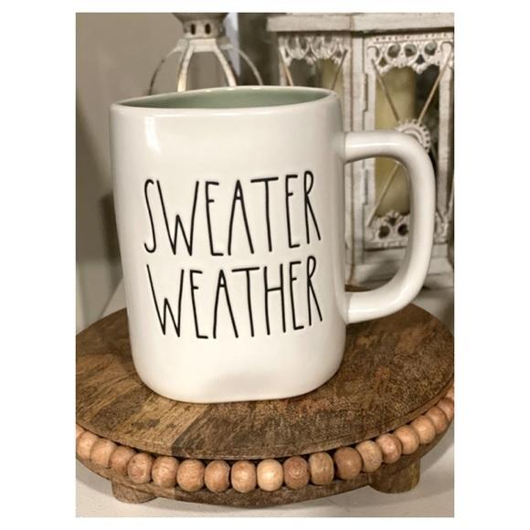 Rae Dunn Sweater Weather Mug